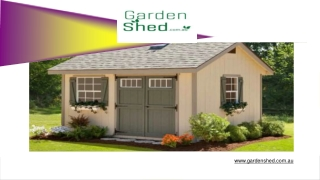 Easysheds With Flexible Price Made For Australian