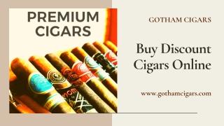 Buy ACID Cigars - Gotham Cigars