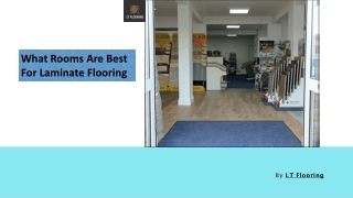 What Rooms are Best for Laminate Flooring?