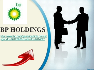 BP Launches Guangdong Oil Products Terminal