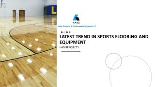 rubber flooring - acrylic flooring - sports flooring suppliers