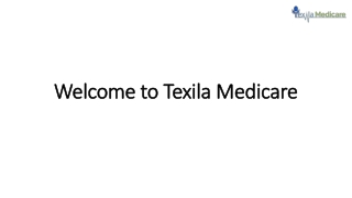 Welcome to Texila Medicare