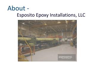 Esposito Epoxy Installations, LLC
