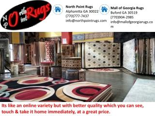 Rugs Store in Alpharetta