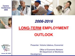 2006-2016 LONG-TERM EMPLOYMENT OUTLOOK