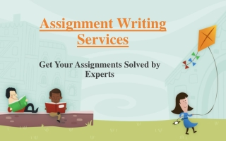 Assignment Writing Services - Get Best Grades