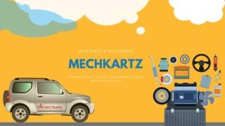 Auto Parts And Accessories Online - Mechkartz