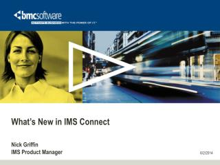 What's New in IMS Connect