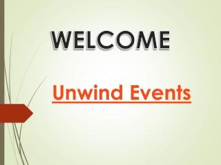 Events Managements in Alperton