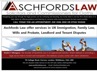 Find the Best UK immigration Appeal lawyer