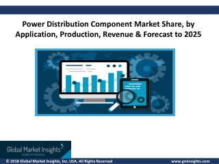 Power Distribution Component Market 2019 Regional Trend | Growth Projections to 2025