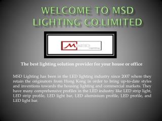 Led Linear Light, Led Batten Light