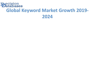 Global KVM Switches Market Growth Projection to 2024