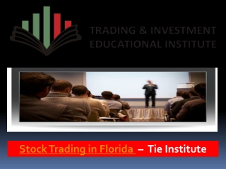 Stock Trading Florida and India