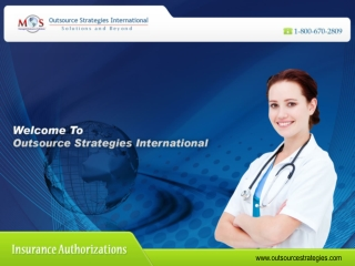 Insurance Authorizations Services