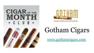 Shop ACID Cigars - Gotham Cigars