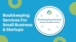 Online Bookkeeping Services for Small Business | NomersBiz