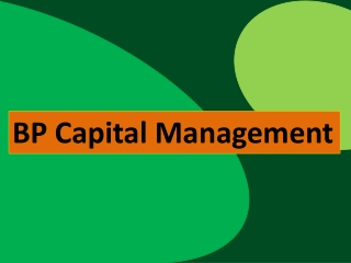 BP Capital Management
