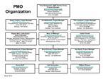 PMO Organization