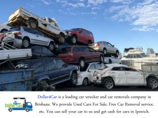 Sell Your Used Car For Cash In Queensland - Dollar 4 Cars