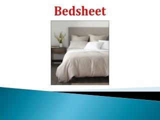 Bedsheet Trends….