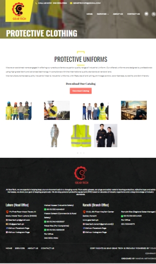protective clothing - fire resistant clothing - chemical resistant clothing