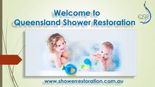 Affordable Bathroom Shower Seal in Brisbane