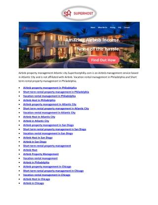 Airbnb Host in virginia Beach