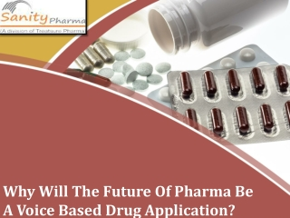 What is the Future in Pharma?