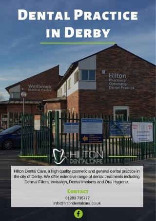 Dental Practice in Derby