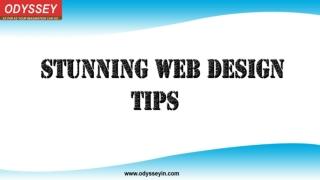 Stunning Tips For Better Web Design & Development | Professional Web Development Company