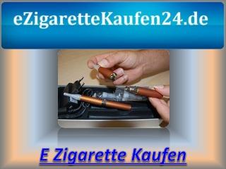 E Zigarette Kaufen