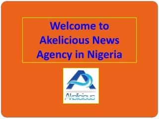 Read the Latest World News Headlines Including Nigerian News
