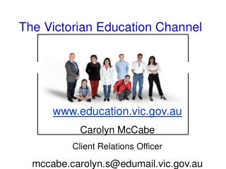 The Victorian Education Channel