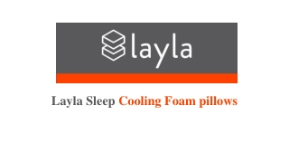 Kapok Memory Foam Pillow | Layla Sleep