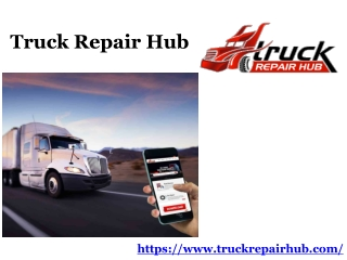 Authorized truck repair shop near me
