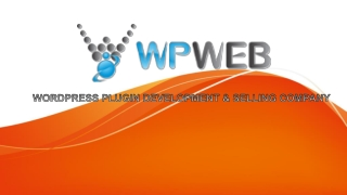 WooCommerce Plugin & Jigoshop Plugin Development