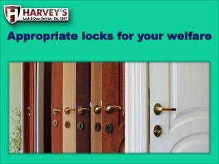 Locks | Harvey locks
