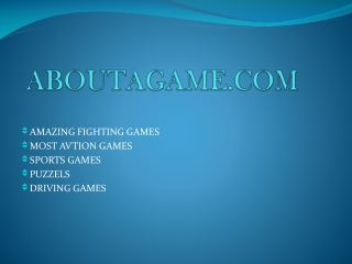 FightingGame