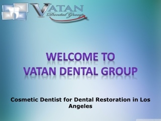 Dental Implant Clinic in Los Angeles