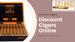 Best ACID Cigars at Great Prices - Gotham Cigars