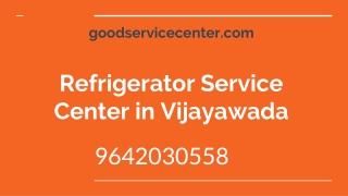 LG Refrigerator Service Center in Vijayawada 9912516558