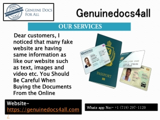Buy a Fake Marriage Certificate Online, Fake Residential Permit, Driving Licenses for Sale
