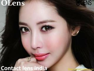 Contact lens india