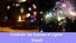 Celebrate The Festival Of Lights-