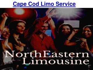 Cape Cod Limo Service