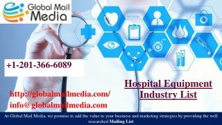 Hospital Equipment Industry List
