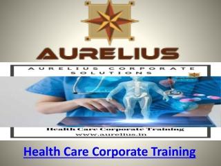 Health Care corporate training