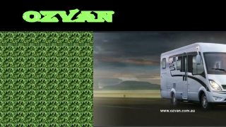 Caravan Parts & Accessories In Australia