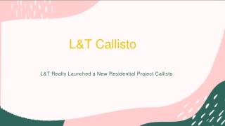 L&T Crescent Parel by L&T Realty Call 8130629360